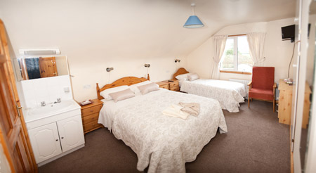 Tower Lodge Bedroom